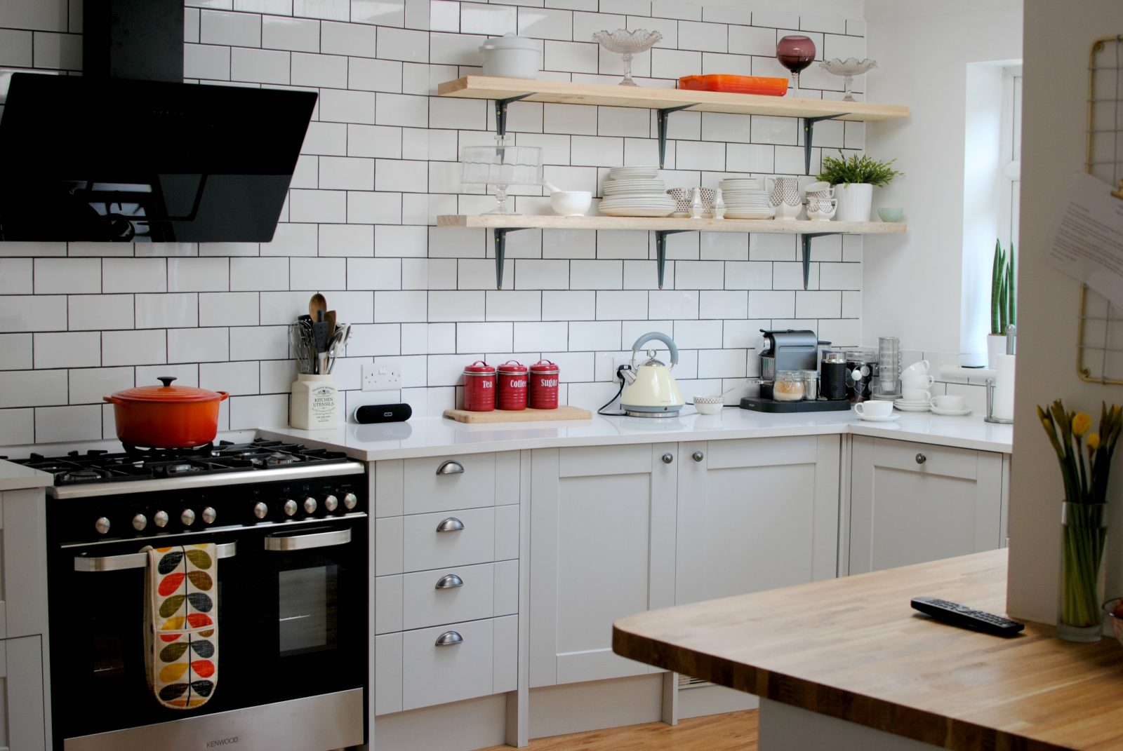 Updating your kitchen on a budget