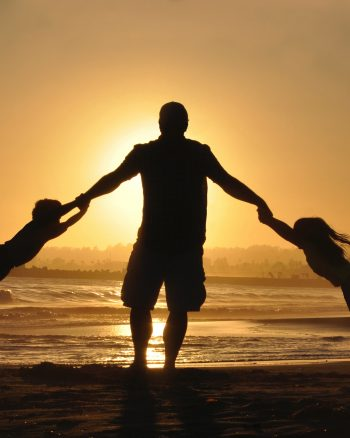 Losing your partner: Moving forward as a single dad