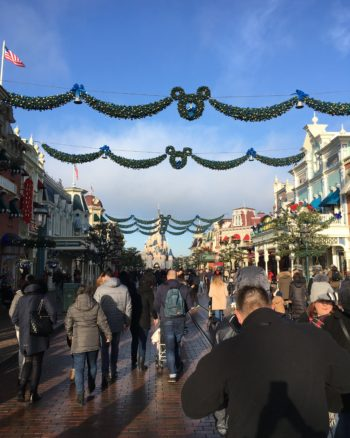 Our trip to Disneyland Paris at Christmas