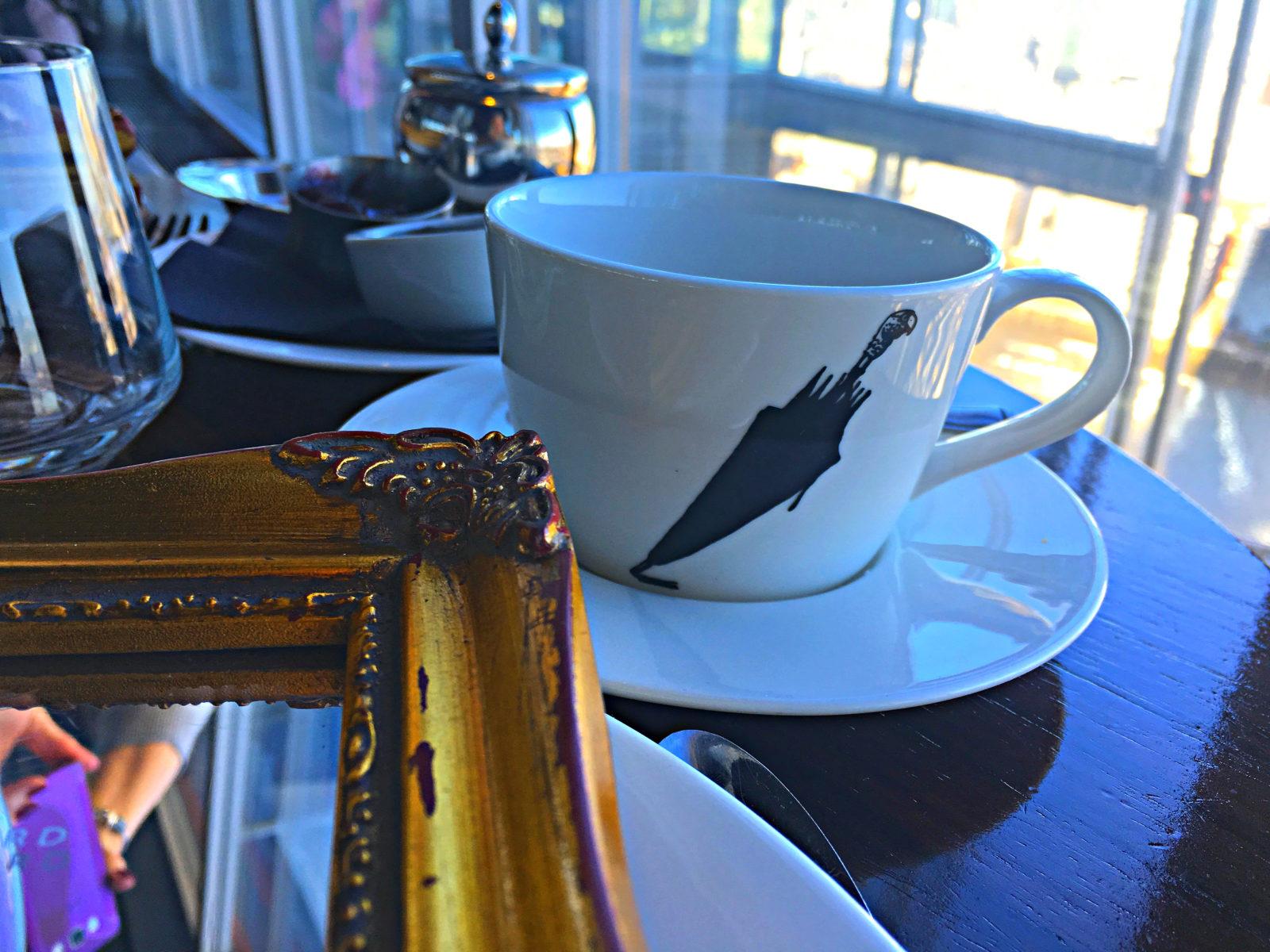 Mary Poppins Afternoon Tea at AquaShard