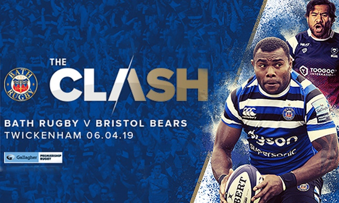 Rugby: Looking forward to our 'The Clash 2019' family day out at Twickenham & WIN a family ticket!