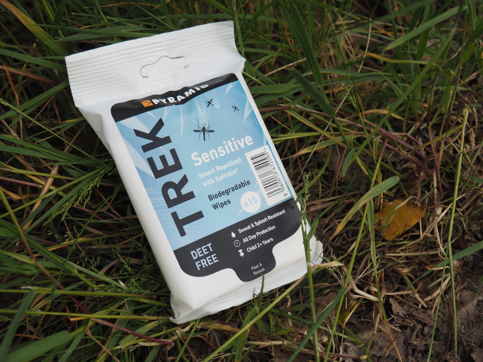 Protecting our family with Trek Sensitive Insect Repellent Wipes #Ad