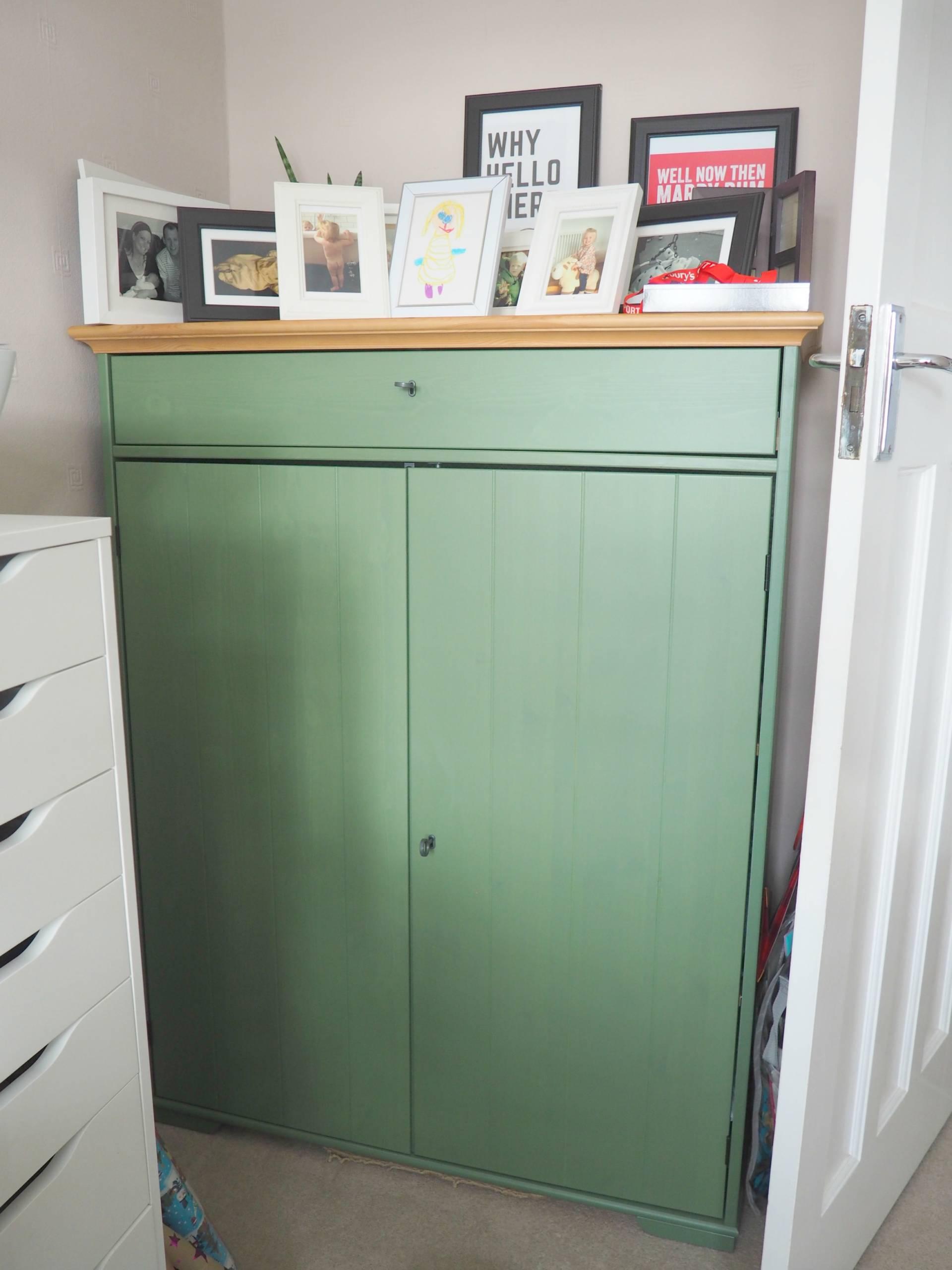 Ikea Linen Cupboard