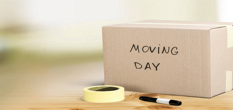6 Steps to Moving House