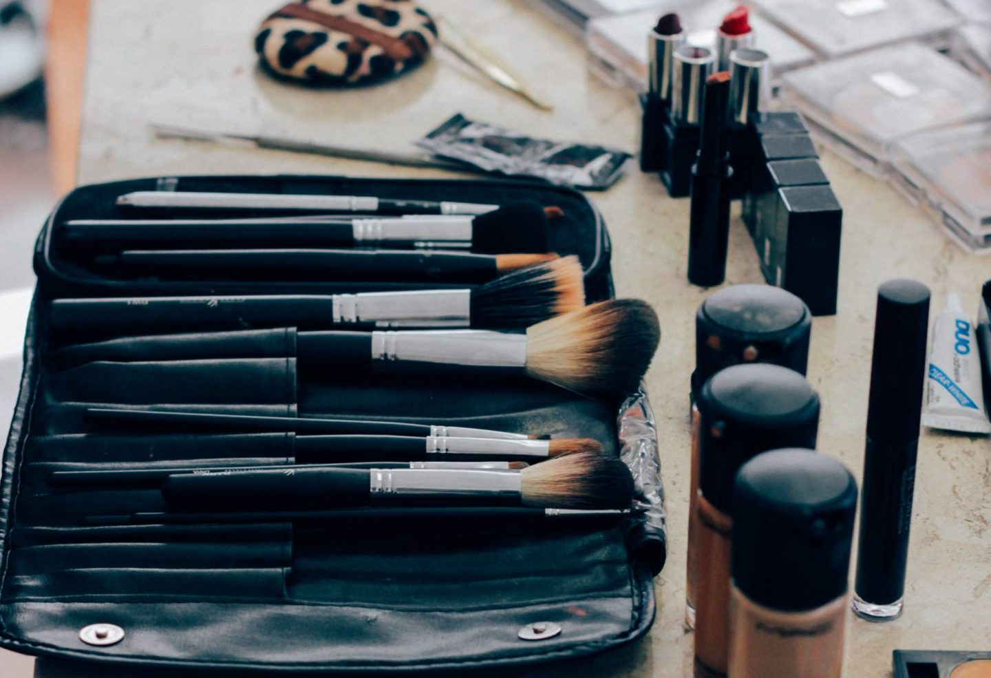 Kit essentials every budding make-up artist needs
