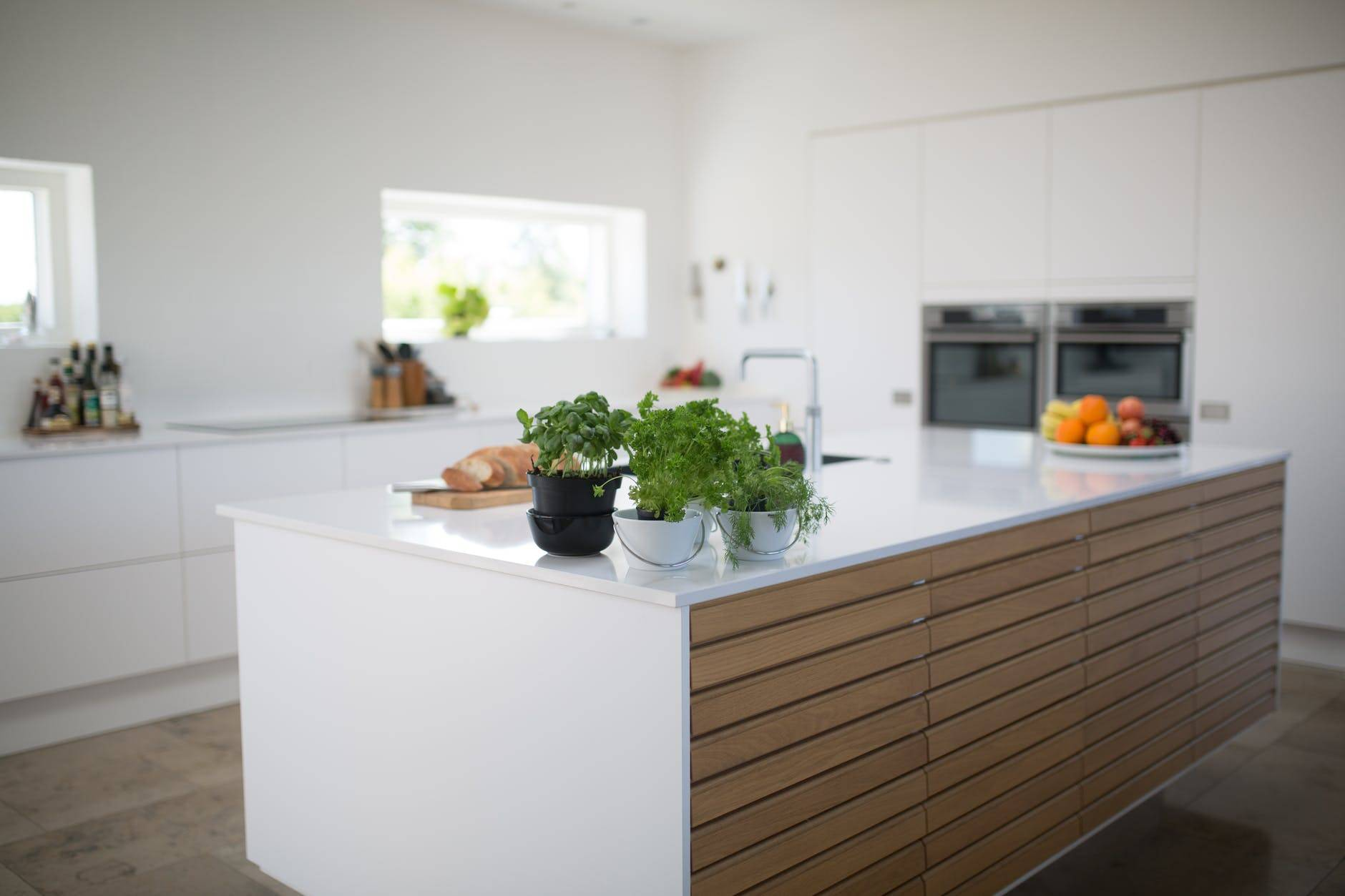 5 Rules For Minimalist Kitchen Design