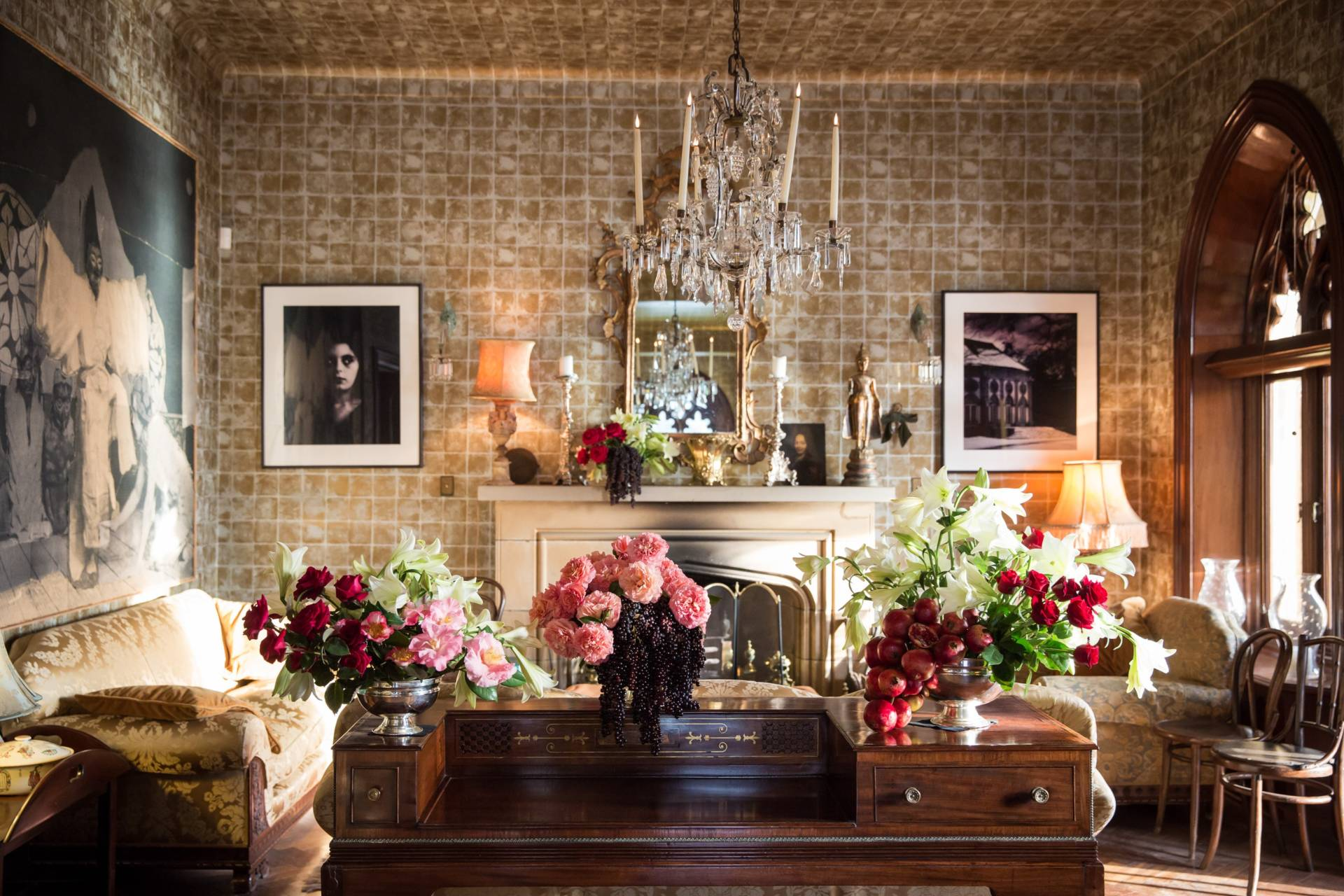 How To Add A Touch Of Glamour To Your Home