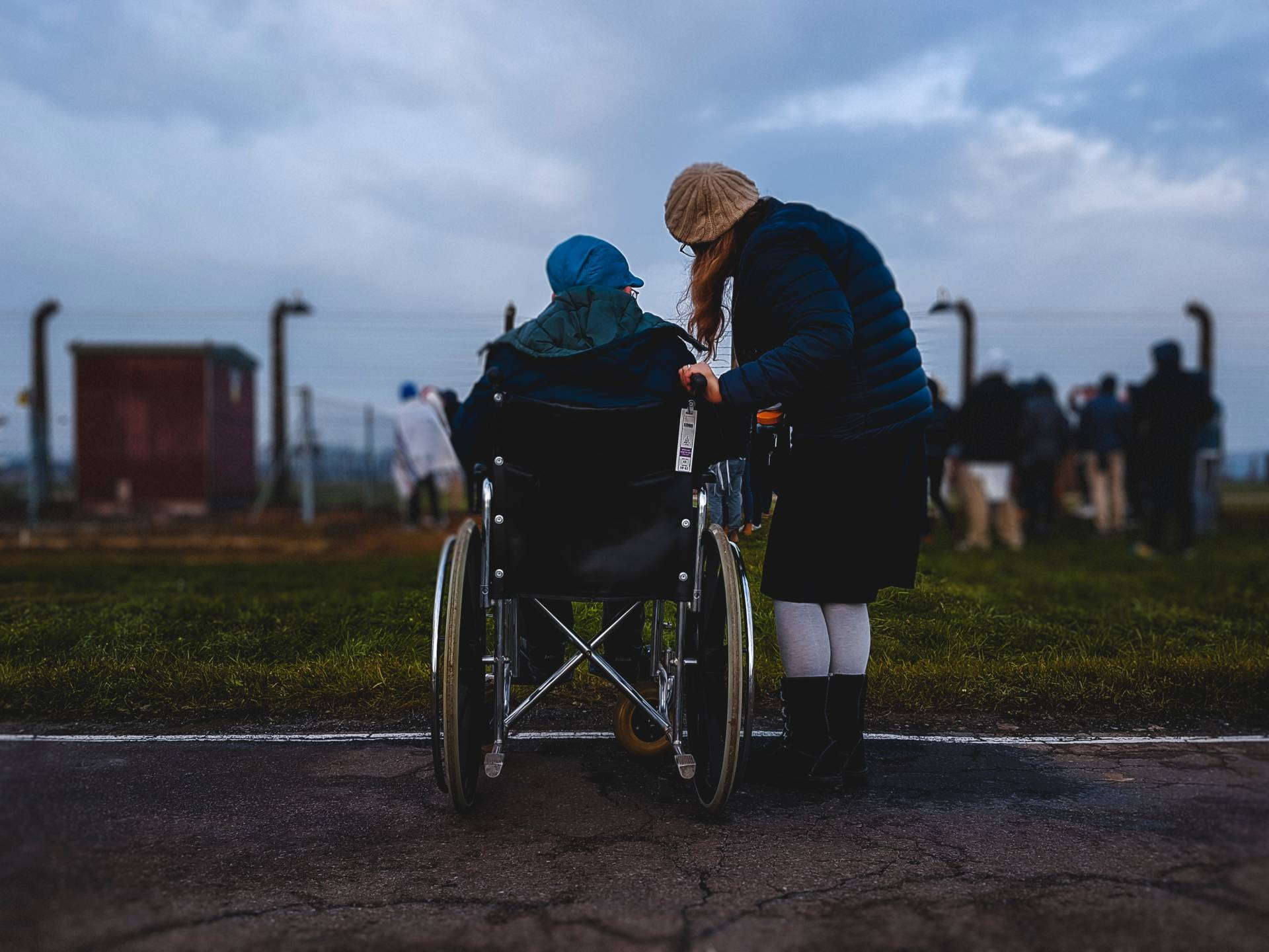 Ways to Cope with an Elderly Relative's Care Needs