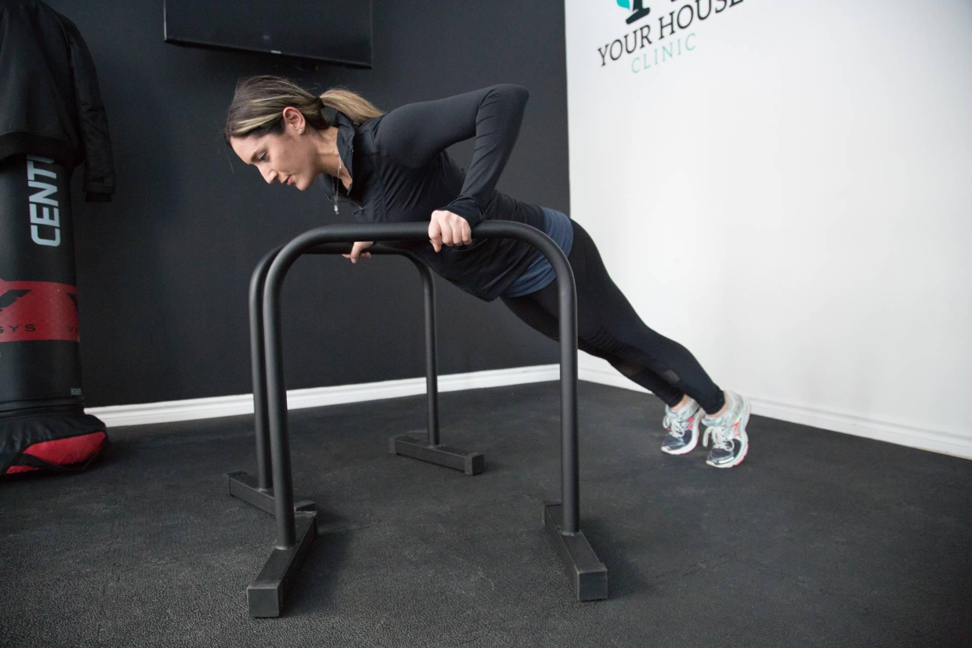 women's strength training