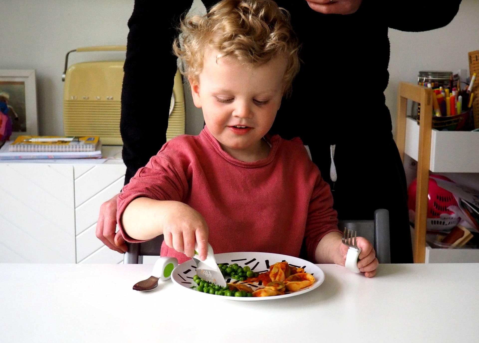 Ad #MealtimeMilestones with doddl