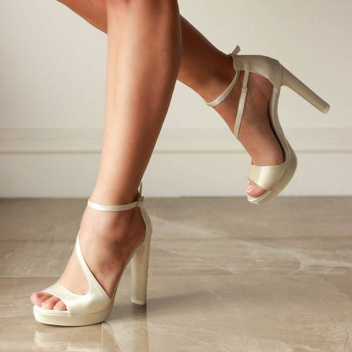 Top 5 Ivory Wedding shoes