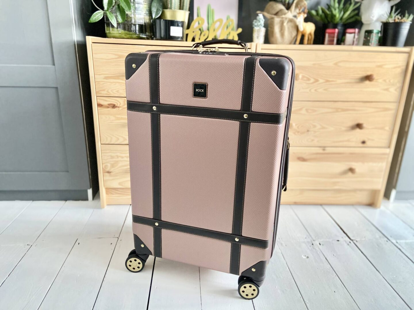 Rock Luggage 'Vintage' Suitcase – Review