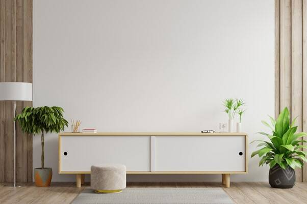 plants with sideboard
